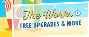 The Works - Free Upgrades & More