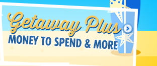 Getaway Plus - Money To Spend On Board