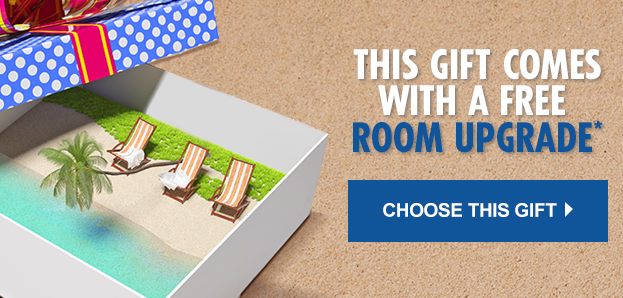 Room Upgrade - Choose This Gift