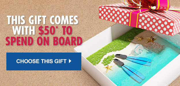 $50 To Spend On Board - Choose This Gift