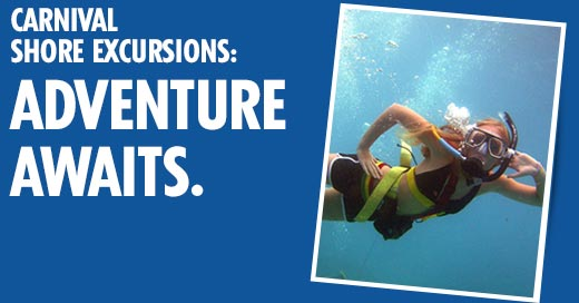 Carnival Shore Excursions: Adventure Awaits.