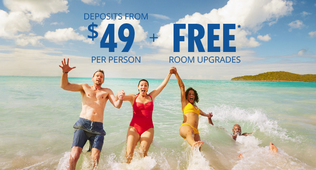 DEPOSITS FROM $49